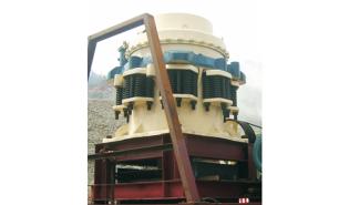 广州SSG系列圆锥破碎机