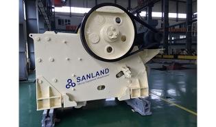 上海SC系列颚式破碎机